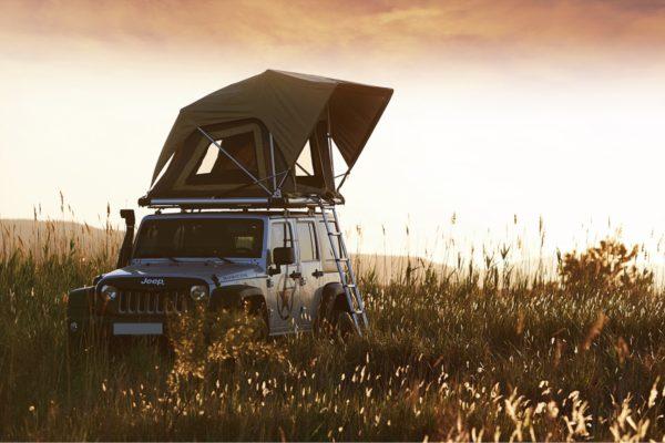 Tente de toit Bex 2 automatique