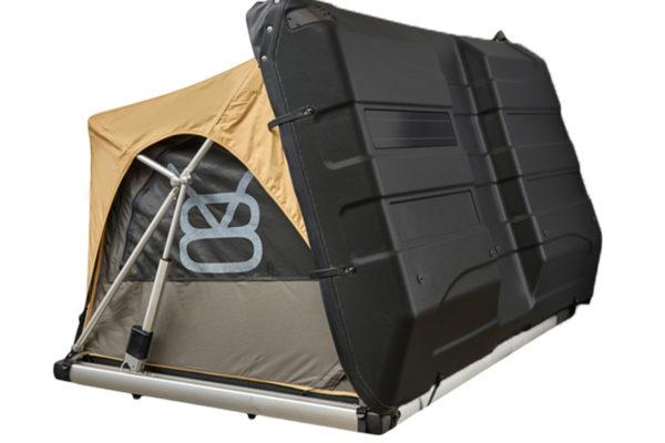 Tente de toit Ebex 2 Ouverture