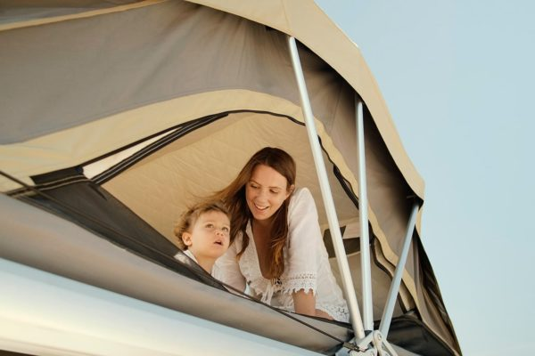 BXF.1 tente de toit pour famille |V8 Equipment
