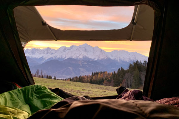 BXF.1 tente de toit intérieur |V8 Equipment
