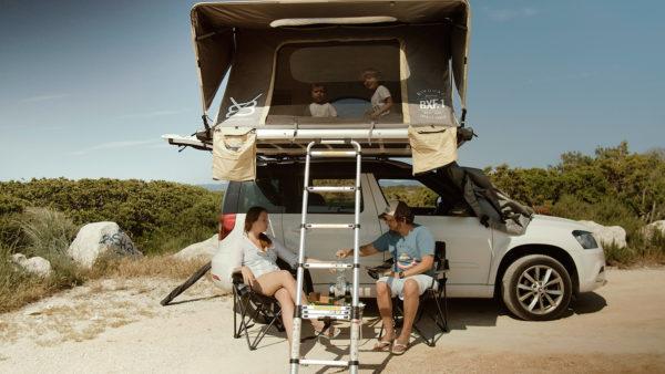BXF.1 tente de toit pour 4 personnes  V8 Equipment
