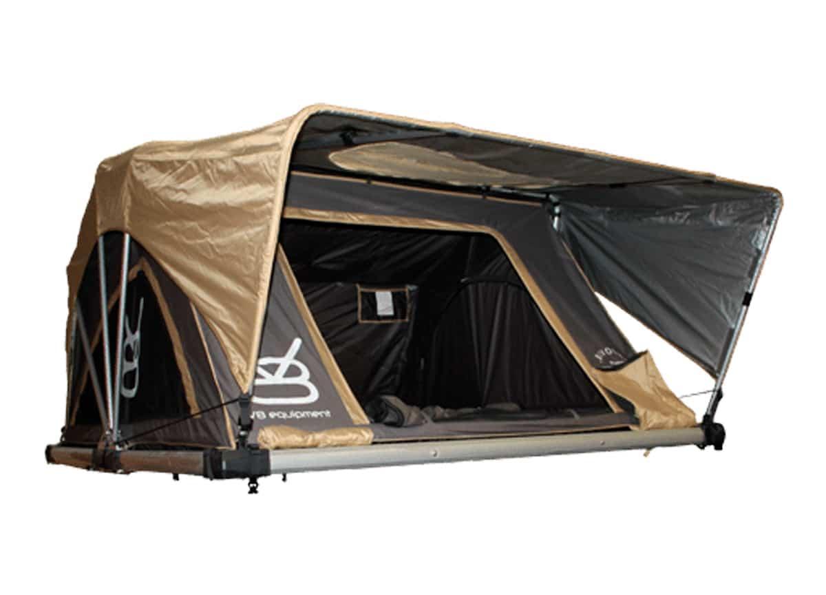 Tente de toit pour famille |V8 Equipment