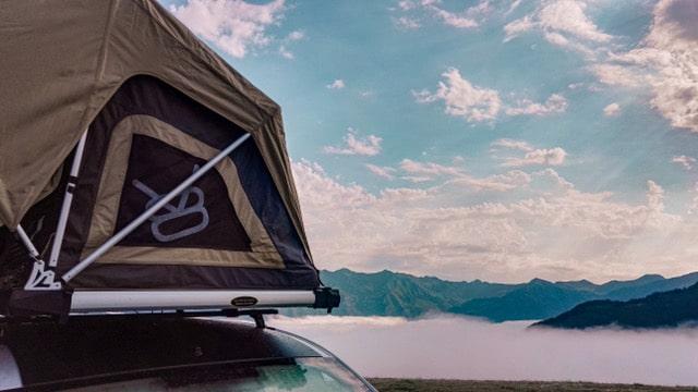 Tente de toit |V8 Equipment
